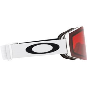 Oakley Fall Line XM Gogle zimowe Kobiety, white/prizm hi pink iridium